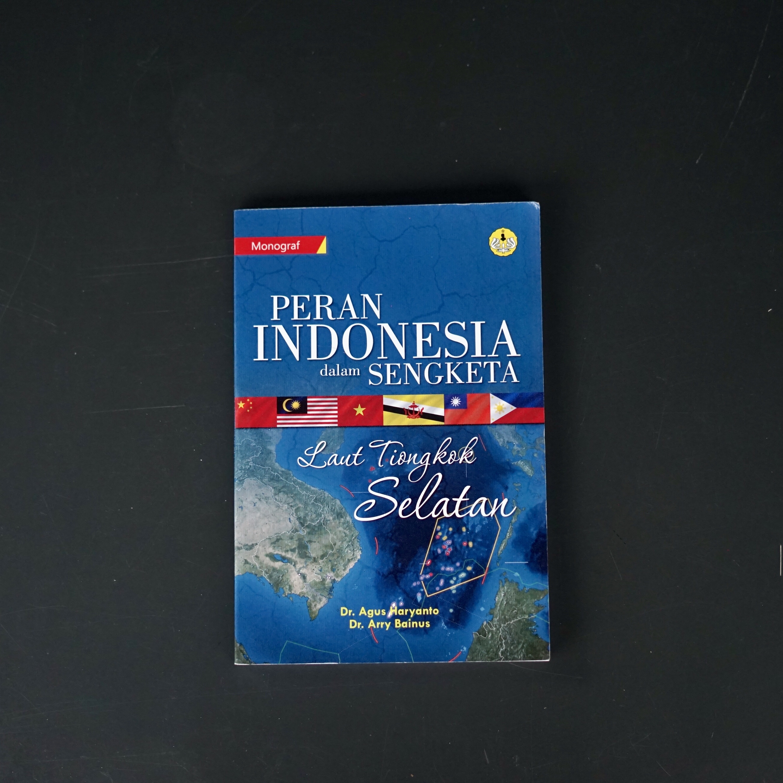 Peran Indonesia dalam Sengketa Laut Tiongkok Selatan