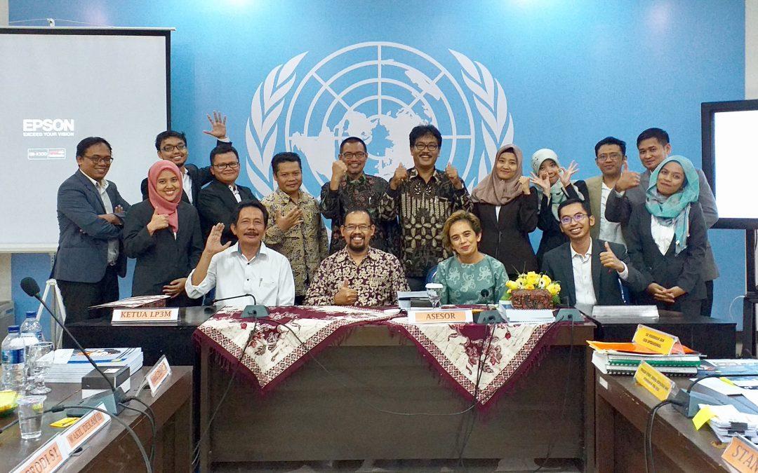 Jurusan Hubungan Internasional Memperoleh Akreditasi A