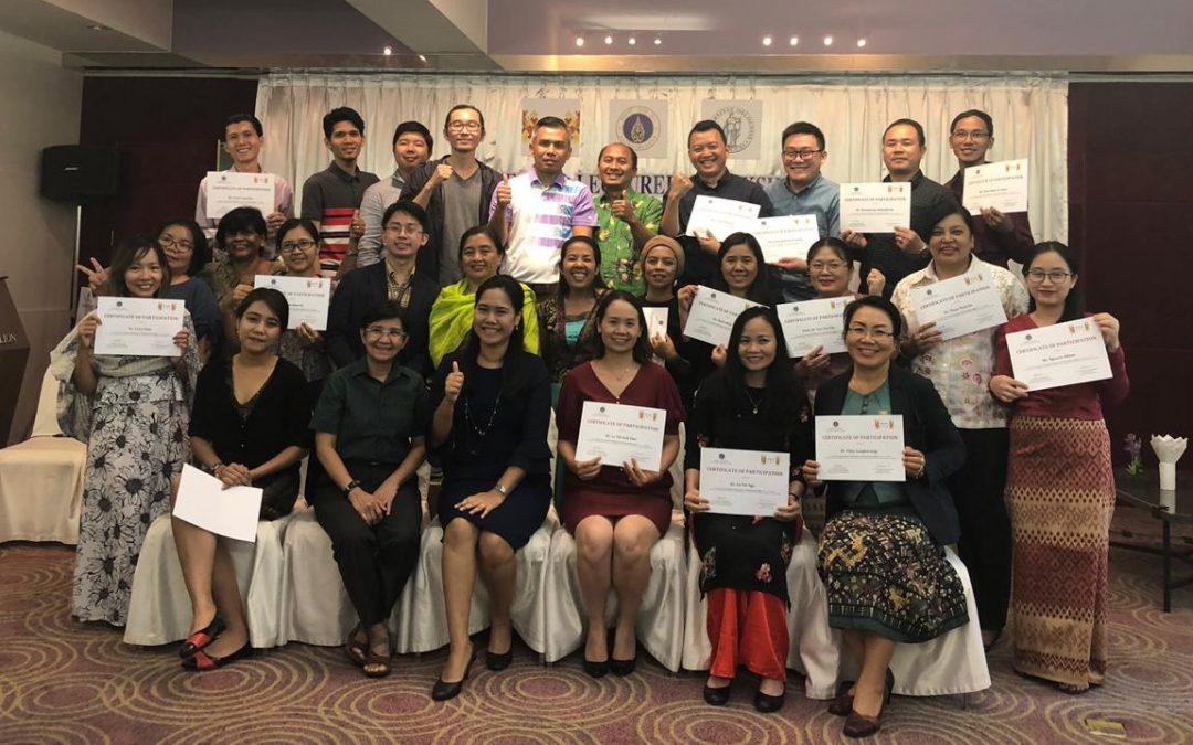 Dosen HI UNSOED Mengikuti Workshop Dosen HAM Asia Tenggara