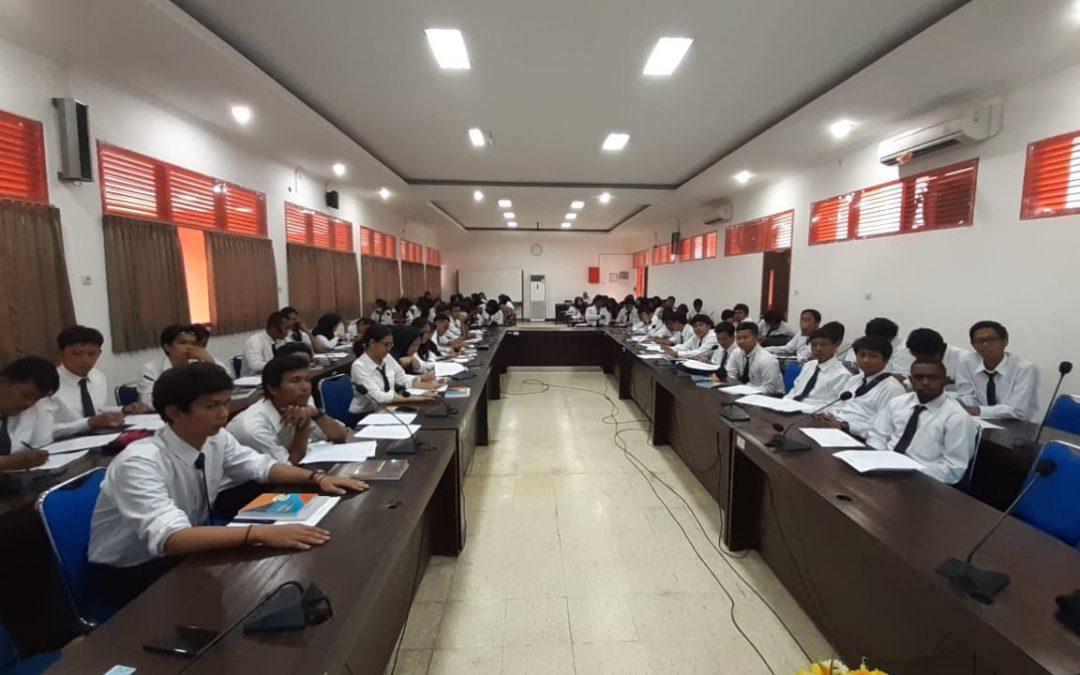 Perkenalan Jurusan HI dan Mahasiswa Baru 2019/ 2020
