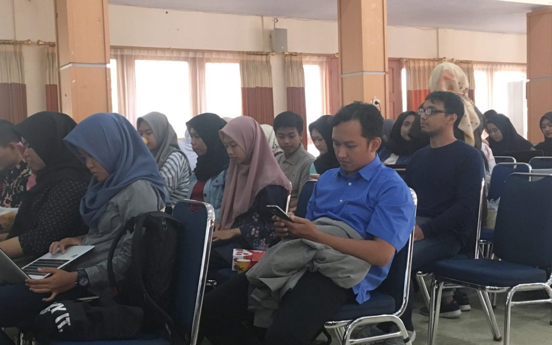 Partisipasi Dosen Jurusan HI dalam Half-Day Workshop: Hoax Boasting and Digital Hygiene
