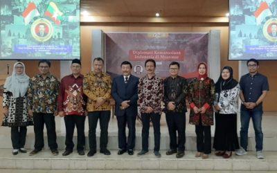 Kuliah Praktisi: Pengalaman Dr. Ito Sumardi, Duta Besar Indonesia untuk Myanmar 2014-2019