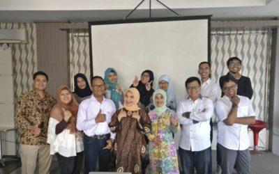 Lokakarya Kurikulum Jurusan HI: Bersiap Menghadapi Model Pendidikan 4.0