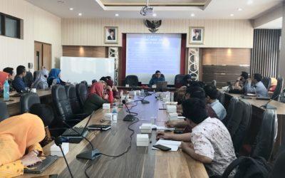 Pelatihan Strategi Publikasi Jurnal Internasional Bereputasi