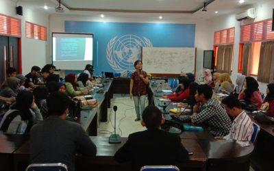 Kuliah Tamu: Meifita Handayani dan Isu-isu HAM Terkini