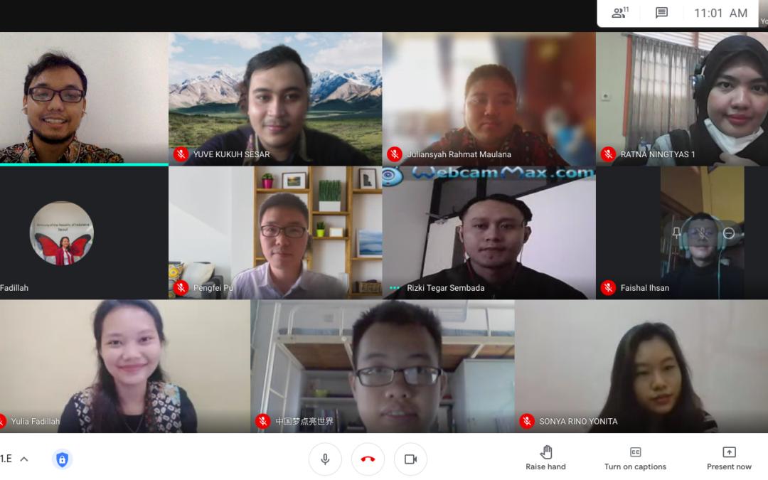 Alumni dan Mahasiswa Jurusan Hubungan Internasional Berpartisipasi dalam Konferensi Internasional FISIP