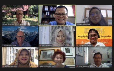 Welcome Meeting ICPSH 2020: Seluruh Pembicara Konfirmasi Hadir